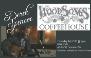 Derek Spencer at Woodsongs Coffeehouse