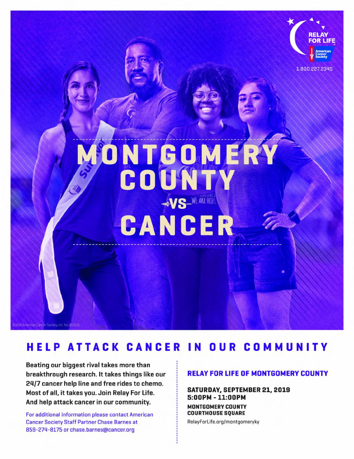 Relay for Life Montgomery County