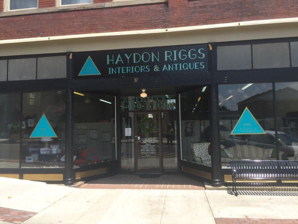 Haydon Riggs