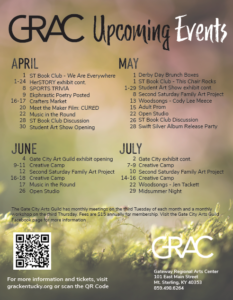 GRAC Upcoming Events